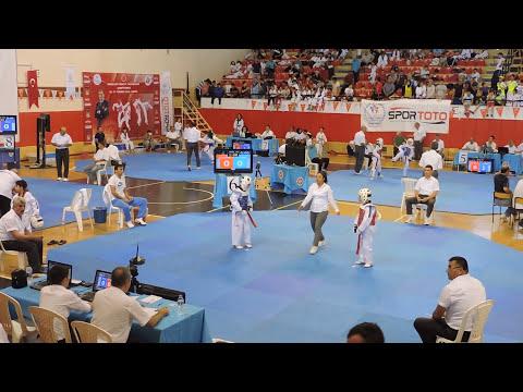 2016 Minikler Türkiye şampiyonası Konya Burak Doğan 2