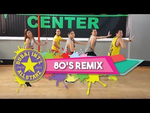 80's Remix | Dance Fitness | Earl Clinton