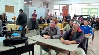 مسرحية ثانوية حدادي محمد هيليوبوليس-قالمة