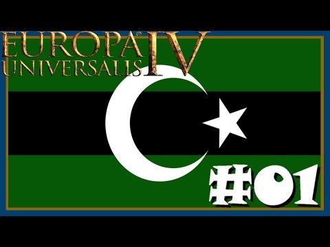 Europa Universalis IV - Rebuilding Empires: The Umayyad Caliphate   Sealing Down Alliances!   Part 1