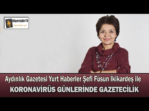 Karantina Günlerinde Gazetecilik | FÜSUN İKİKARDEŞ