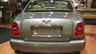 Motor Show 2007: Bentley Brooklands