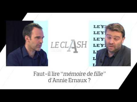 """Faut-il lire """"Mémoire de fille"""", d'Annie Ernaux ?"""