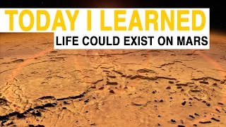 TIL: Life Could Exist on Mars Thanks to Methane | Today I Learned