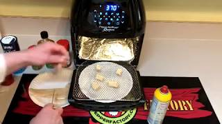 Ai Fryer Oven Croutons