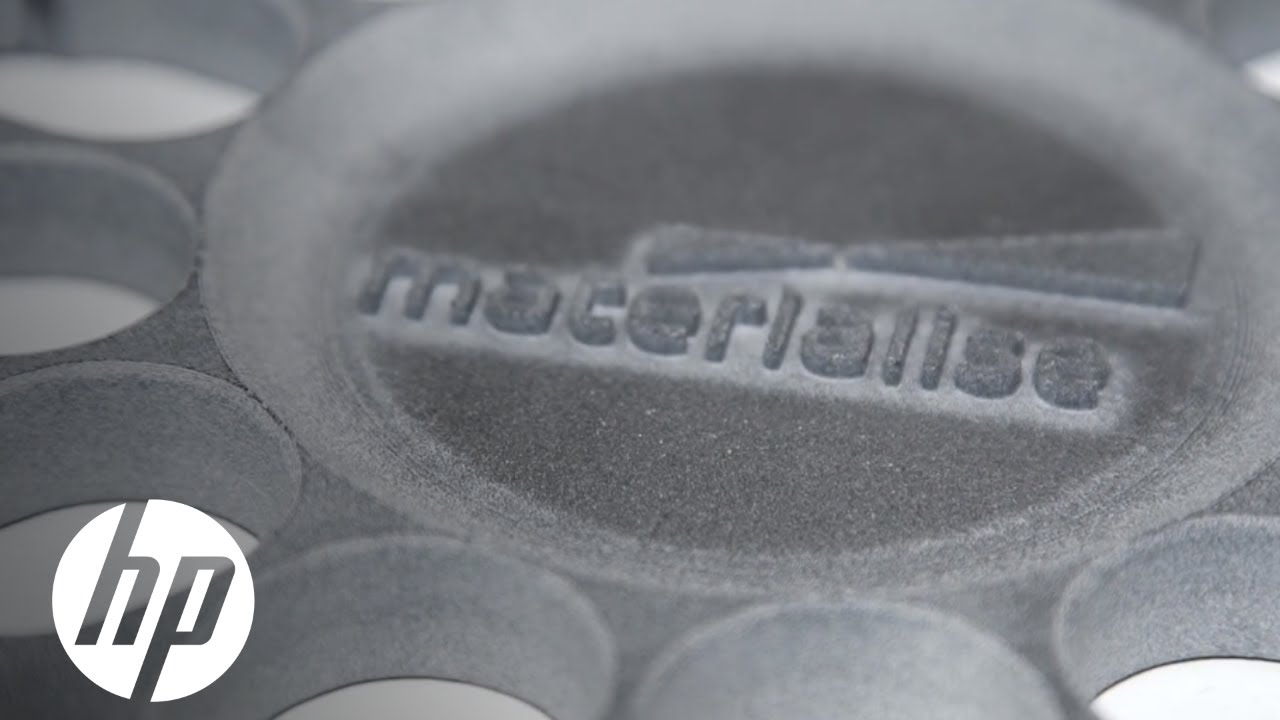 Materialise Lead Innovation | Jet Fusion 3D Printing | HP