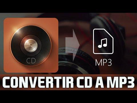 Tutorial Convertir CD de Audio a MP3 Facilmente Actualizado 😎💿
