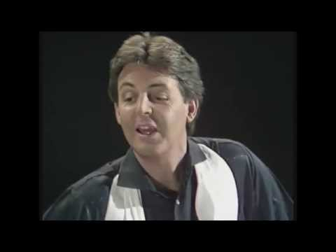 Paul McCartney: From the Archive – Ebony and Ivory