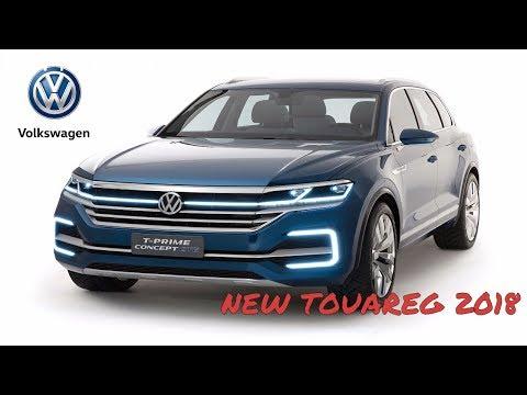 Новыи Volkswagen Touareg 2018, выйдет ли в продажу