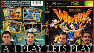 A Childhood Favorite of Mikes - Whacked (Xbox) - A 4 Play Lets Play