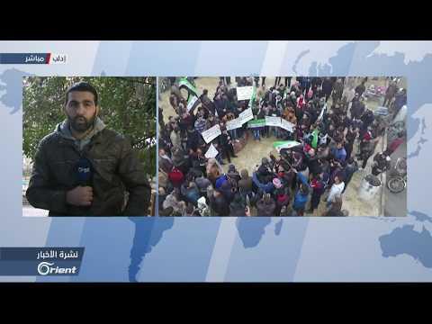 مقتل ستة مدنيين في مدينة خان شيخون بقصف ميليشيا أسد الطائفية - سوريا  - 13:53-2019 / 2 / 10