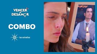 Vencer el desamor: ¡Ariadna y Bárbara sufren por la muerte de Álvaro! | C-90 | Las Estrellas