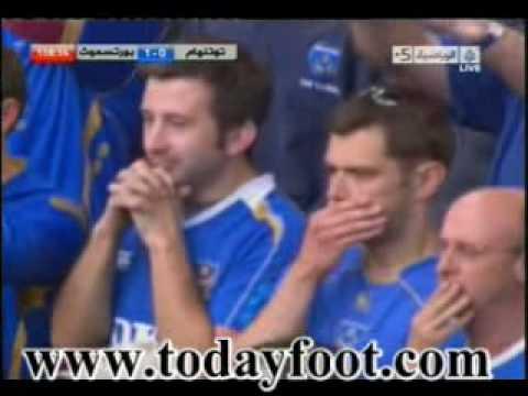FA Cup: Tottenham 0-2 Portsmouth 11/04/2010 - 117′ K. Boateng (pen.) [0 - 2]