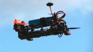 RCing Around- TMTR 250- World's BEST Tilt Rotor quadcopter/drone?? 250 size!! Small & fast!