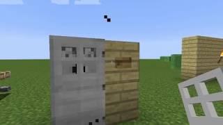 как сделать вещи в minecraft (Это моё первое видео)(Не судите строго :) Говорите свои идеи что можно показать ещё :), 2014-03-03T08:57:57.000Z)