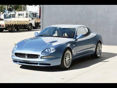 1999 Maserati 3200 GT - YouTube