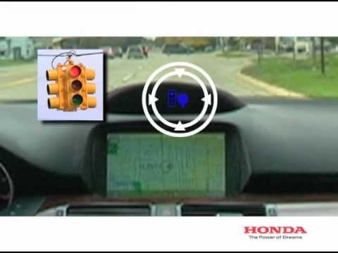 Honda R&D - Connected Vehicle Technology