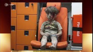 Die Propaganda und der Giftgasangriff - Michael Lüders bei Markus Lanz 05.04.2017 - Bananenrepublik