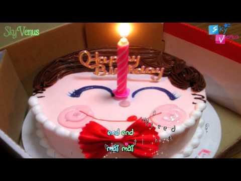 Happy Birthday To You ll N'sync - Lyrics [ HD Kara+Việtsub ]