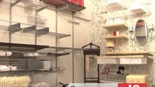 Гардеробные elfa в Хабаровске - GARDEROBOV(ELFA на ТВ , гардеробные комнаты от компании Гардеробов., 2014-03-12T03:17:33.000Z)