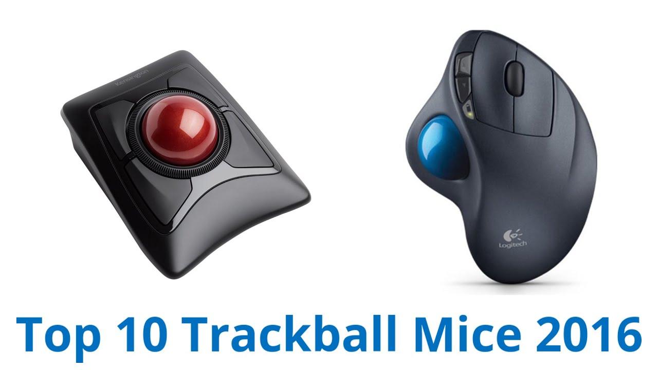 10 Best Trackball Mice 2016