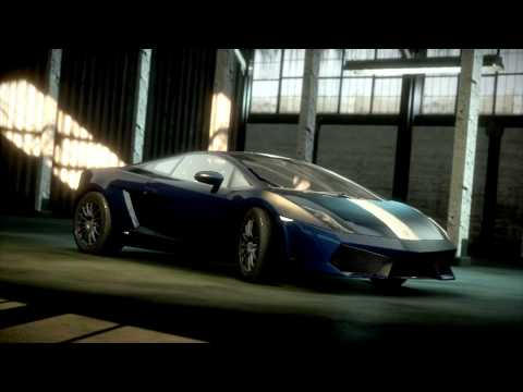 Need for Speed: The Run Trailer [HD]