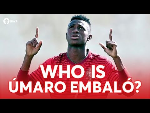 Who is Úmaro Embaló? Manchester United Youth News