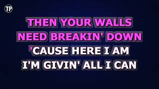 Naked - James Arthur | Karaoke Higher Key