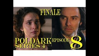 POLDARK Series 4 Episode 8 FINALE RECAP | PoldarkDish | The One You Must SEE!