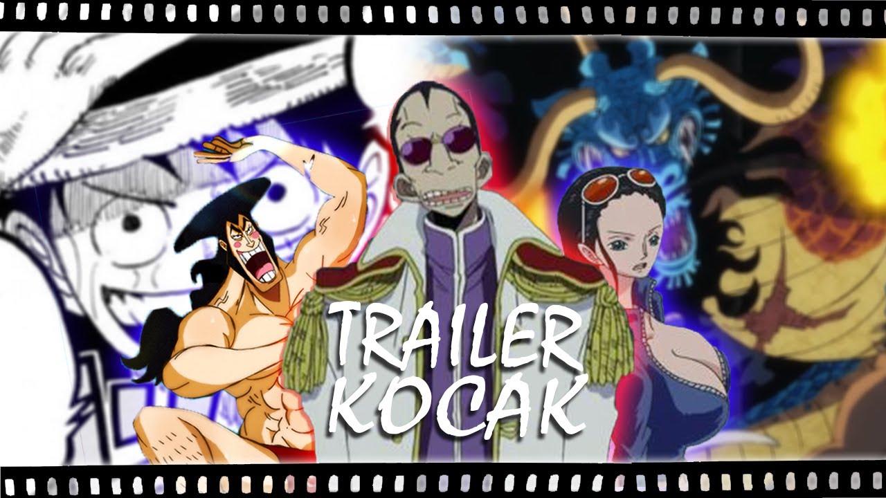Trailer Kocak - Kenapa Gw Kurang Suka Anime One Piece?