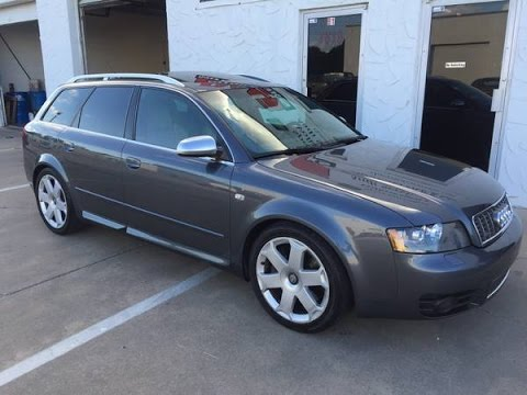 2005 Audi S4 Avant For Sale Walk Around Youtube