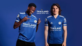 Thailand Smiles With You - Leicester City