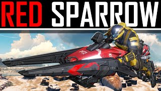 Destiny Trailer - New Red Sparrow Gameplay!