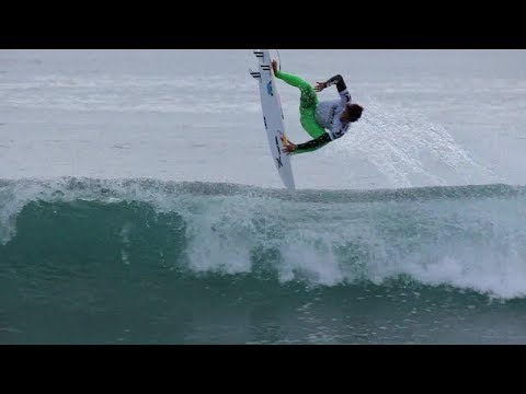 Best of Taj Burrow VS. Julian Wilson