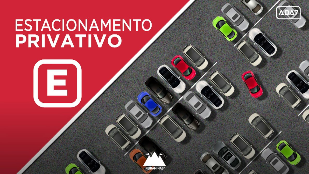 1f0debb11 FEIRAMINAS  Estrutura Unidade Alípio de Melo - 🚗 Estacionamento ...