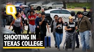 The Quint: Texas Campus Shooting: Suspect & Victim Killed in 'Murder-Suicide'