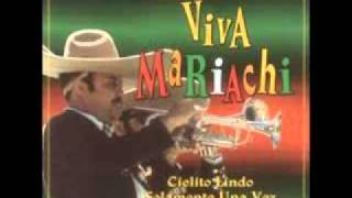 Alla En El Rancho Grande- Viva Mariachi [Madacy 1995] by Various Artists