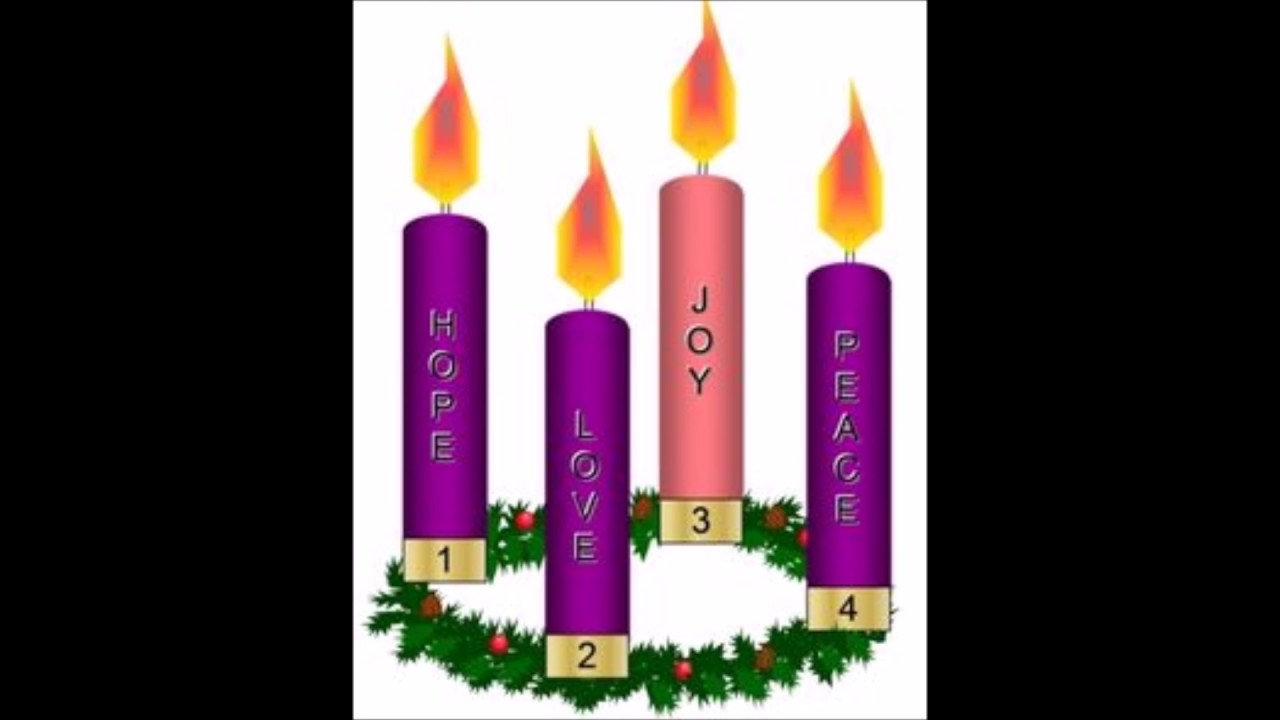 childrens sermon meaning of advent candles youtube. Black Bedroom Furniture Sets. Home Design Ideas