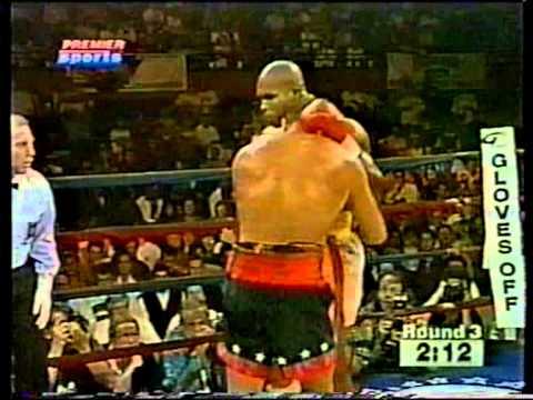 "Tommy ""The Duke"" Morrison vs Donovan ""Razor"" Ruddock - Heavyweight Bout"