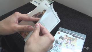 Tales of Xillia Limited Edition Unboxing