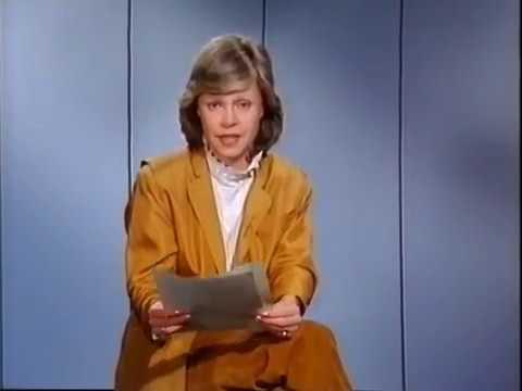 ZDF Programm-Hinweis 9.11.1982 Mady Riehl
