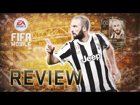 REVIEW HIGUAÍN MÁSTER DE PRETEMPORADA | FIFA MOBILE
