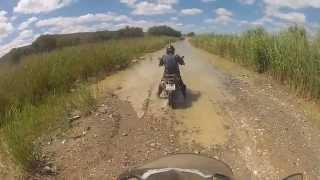The Gatsrivier Bike Trip