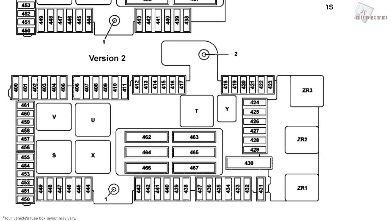 mercedes-benz c-class (w205) (2015-2019) fuse box diagrams - youtube  youtube