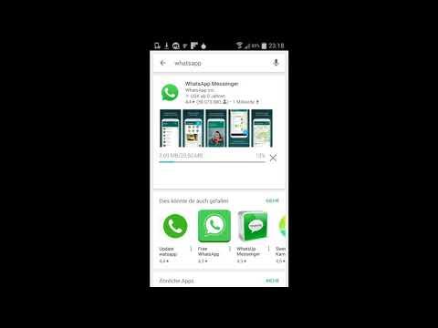 WhatsApp Grundlagen / Einführung: #01 WhatsApp Installieren
