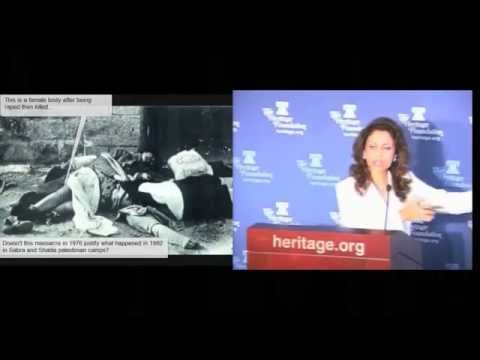 Brigitte Gabriel- The Education System In America Has Been Hijacked By Islam! Satanic Islam Exposed!