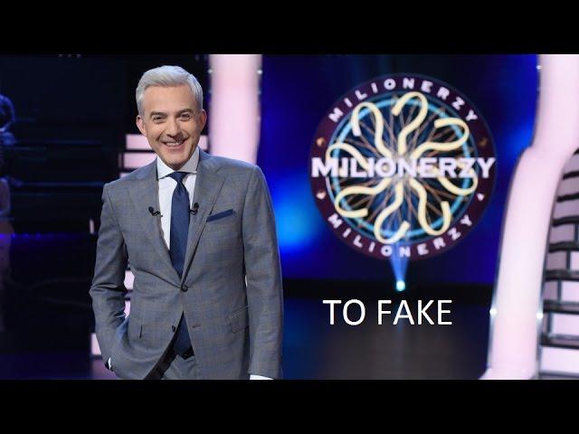 Teoria #1 Milionerzy to Fake