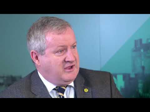 PLSA Interview Ian Blackford at PLSA Investment Conference 2018