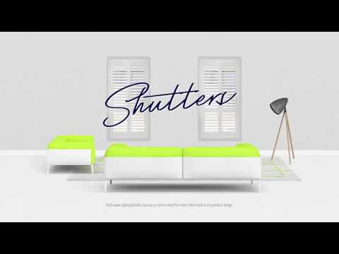 Sydney Blinds & Screens TVC November-December 2016 - Get Ready For Summer With Style