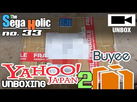 Yahoo! Japan via Buyee Unboxing 2 [SH no.33]